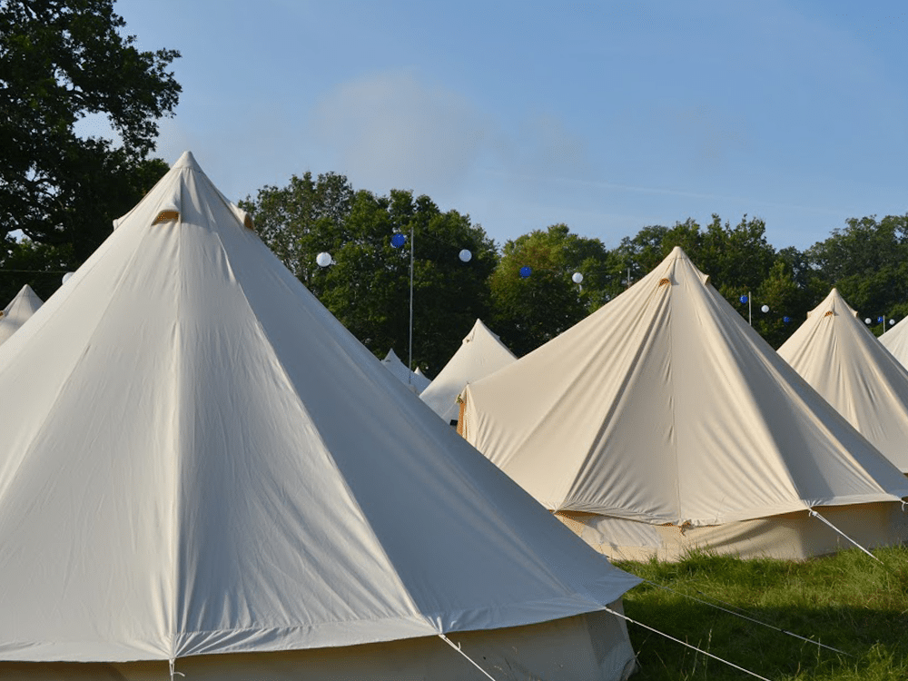 The Classic Bell Tent Festival Number 6