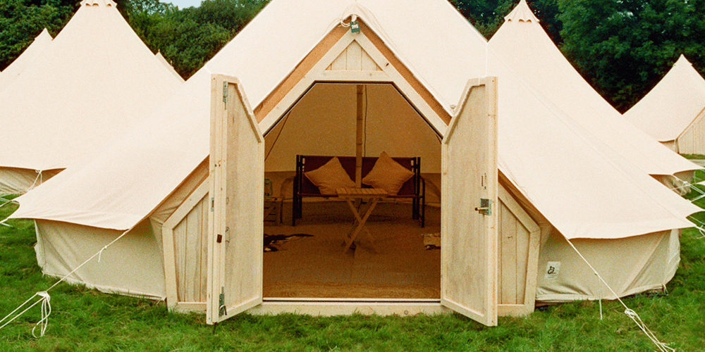The Super Bell Tent Festival Number 6