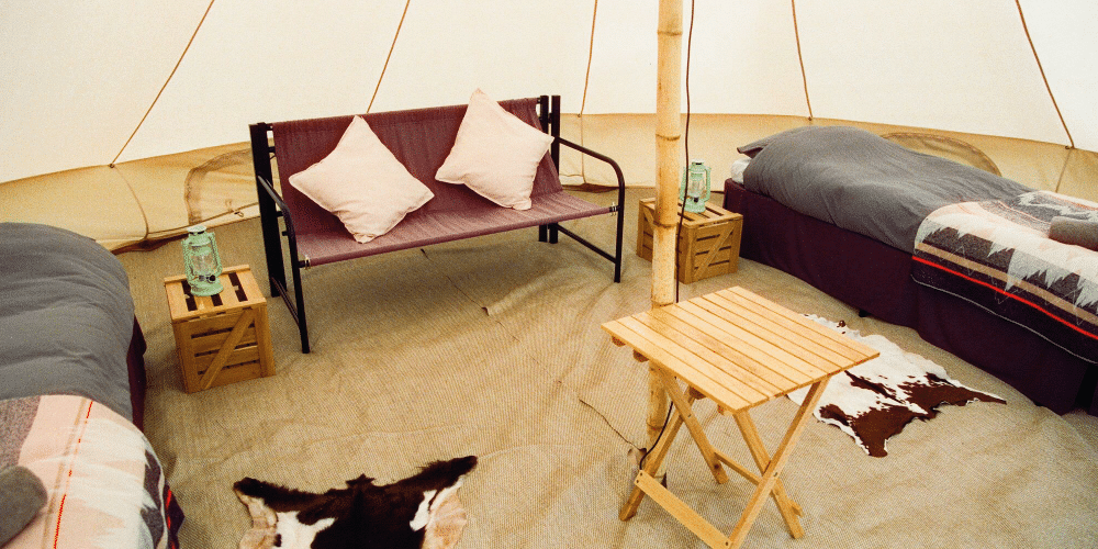 The Super Bell Tent