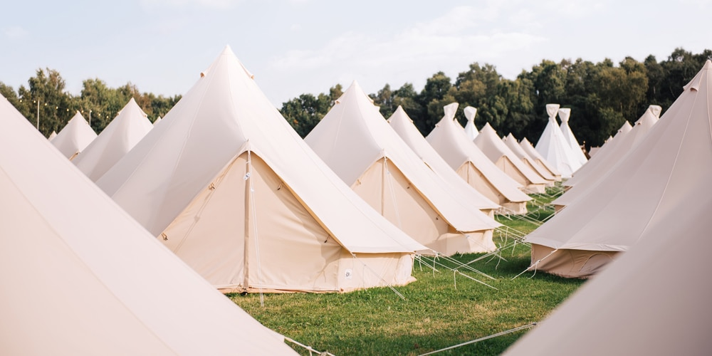 The Luxury Bell Tent